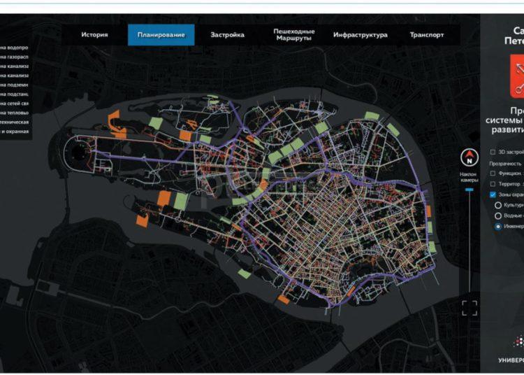 Будущее Петербурга: коворкинги, общественные пространства и цифровые двойники