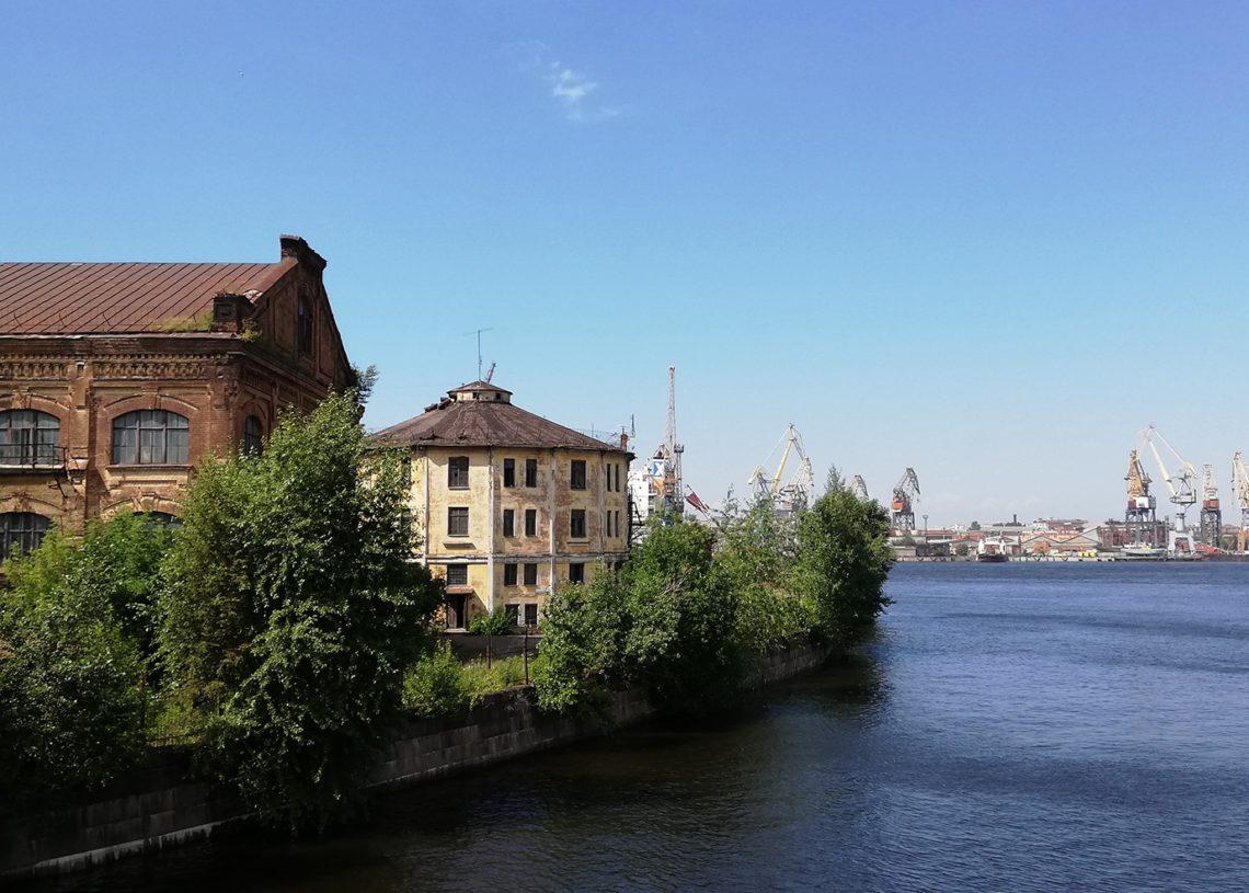 Петербургские промзоны