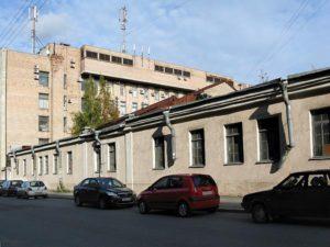 Аракчеевские казармы