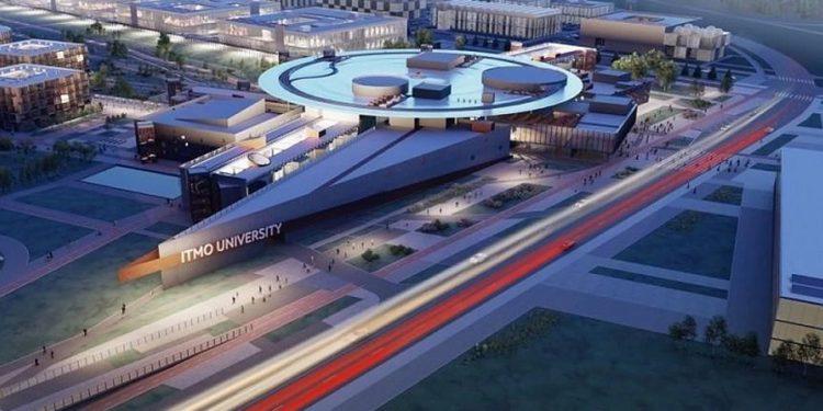 ИТМО Хайпарк Проект архитектурного бюро «Студия 44»