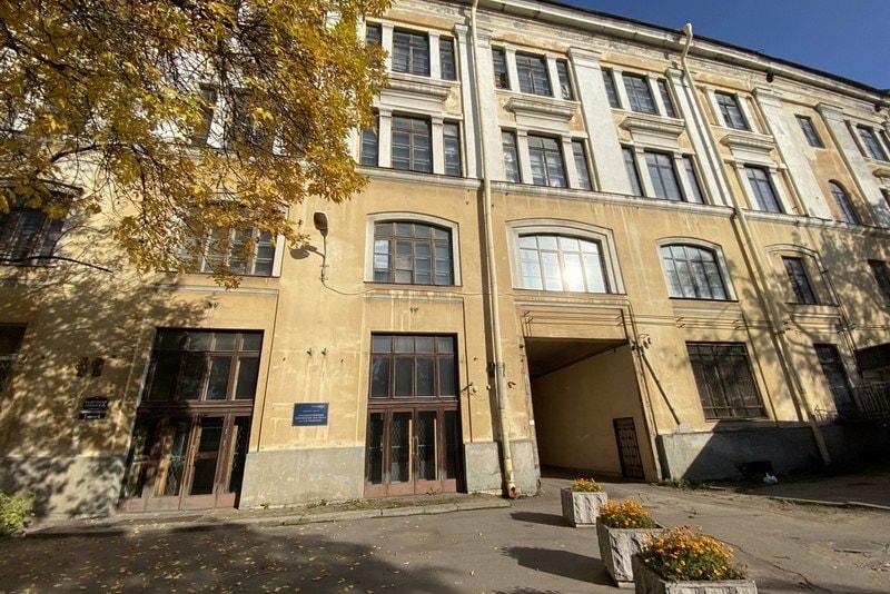 Здание Института оптики им. Вавилова (Фото: пресс-служба BS Art Development Group)