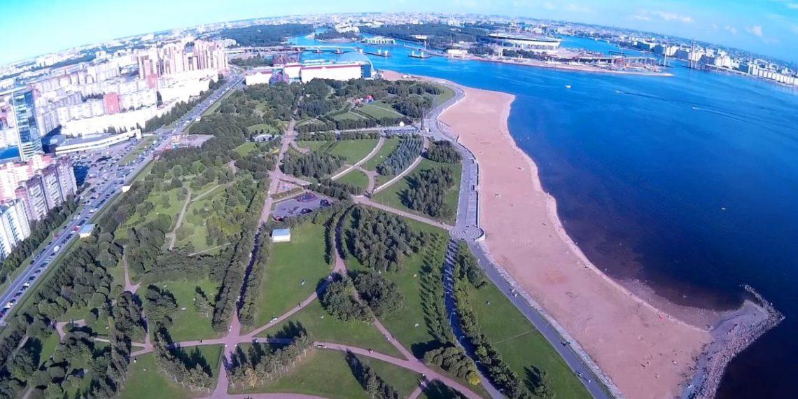 Парк 300-летия Петебурга